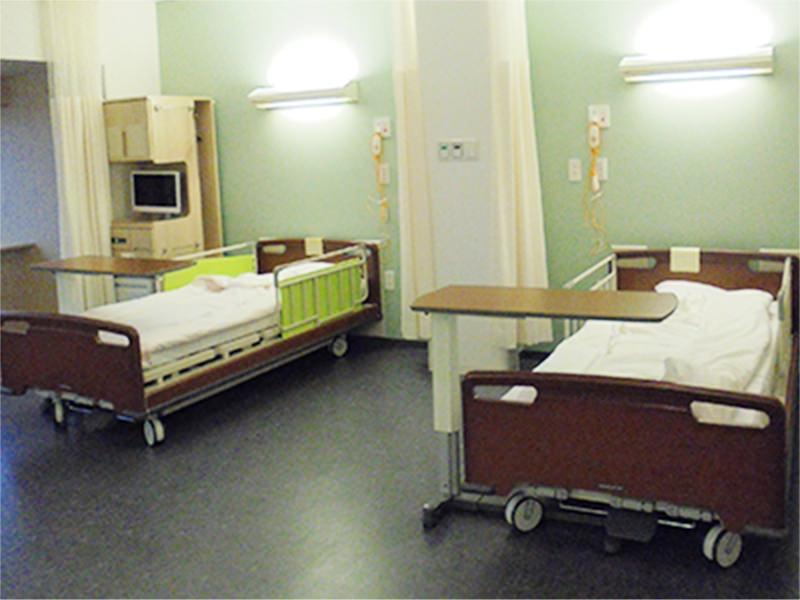 【病室】4人部屋