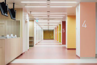 手術室内①